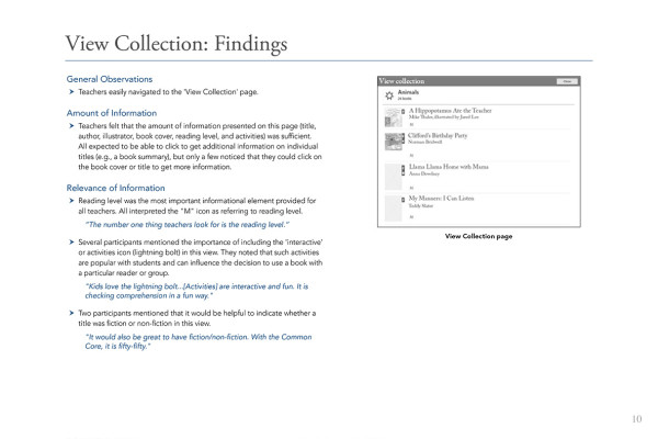 10. ViewCollectionFrinding