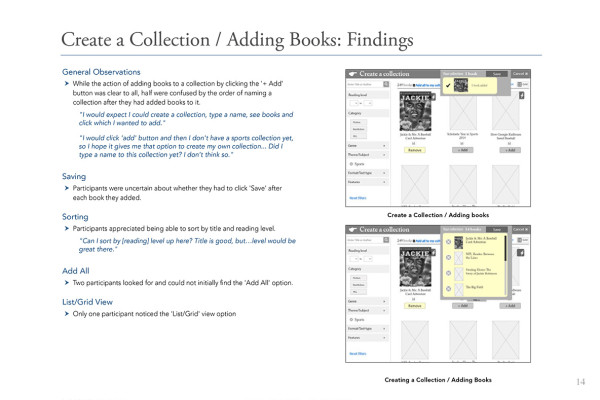 14. Create Collection Findings2