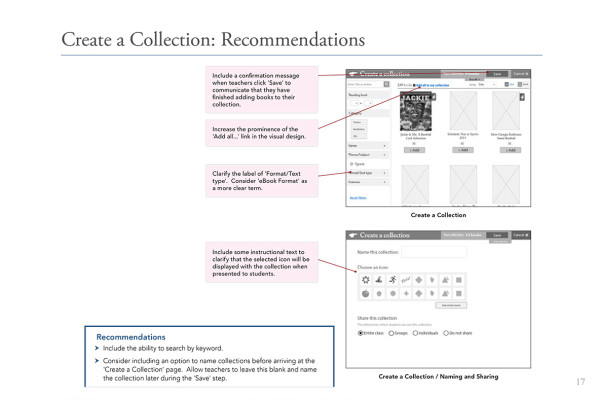 17. Create Collection Recommendation1