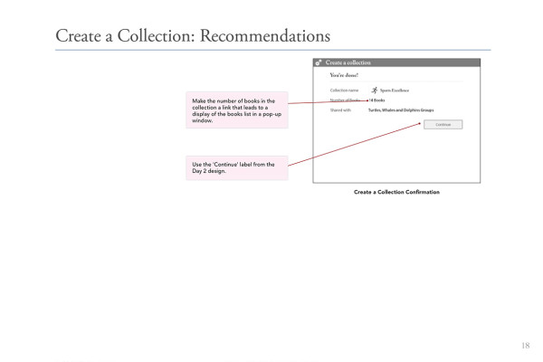 18. Create Collection Recommendation2